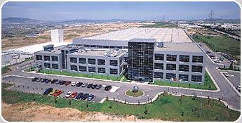 MANUFACTURING PLANT ALARKO CARRIER MANUFACTURING PLANT & OFFICE BUILDINGS KOCAELI / TURKEY