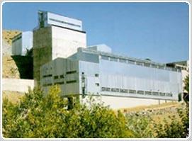 CHROMIUM CONCENTRATION PLANT KEFDAGI CHROMIUM CONCENTRATION PLANT ELAZIG / TURKEY