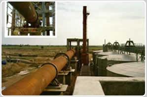 ROTARY LIME KILN SILIFKE PULP & PAPER MILL MERSIN / TURKEY