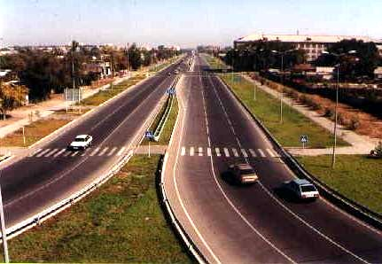 ROAD PROJECT ATYRAU – AKTAU ROAD RECONSTRUCTION KAZAKHSTAN
