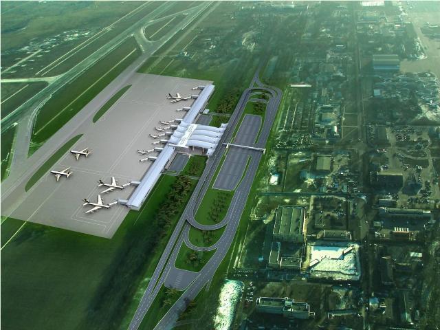 AIRPORT BORYSPIL INTERNATIONAL AIRPORT KIEV / UKRAINE