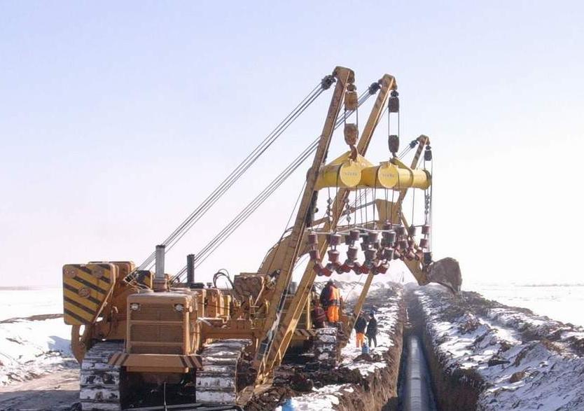 CRUDE OIL PIPELINE BAKU-TBILISI-CEYHAN (BTC) HPBH PROJECT LOT- B PORTION  TURKEY