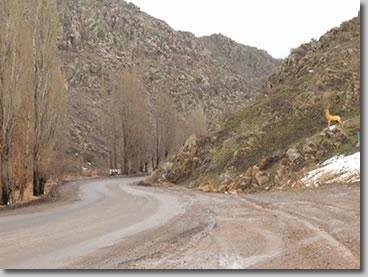 ROAD PROJECT ALMATY – BISHKEK ROAD REHABILITATION KAZAKHSTAN