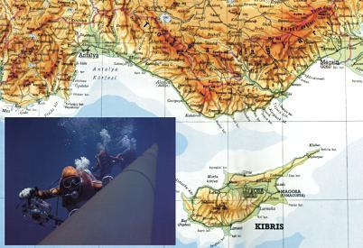 WATER PIPELINE CYPRUS POTABLE WATER SUPPLY (ANAMUR-DRAGON) TURKEY