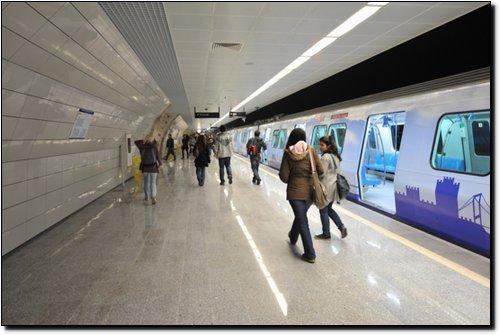 METRO ISTANBUL METRO LEVENT – HISARUSTU RAIL SYSTEM LINE ISTANBUL / TURKEY  (COMPLETED)