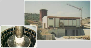 HYDROELECTRIC POWER PLANT BERDAN HYDROELECTRIC POWER PLANT TARSUS / TURKEY