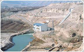 HYDROELECTRIC POWER PLANT TOHMA HYDROELECTRIC POWER PLANT MALATYA / TURKEY