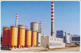 POWER PLANT KIRIKKALE OIL REFINERY KIRIKKALE / TURKEY