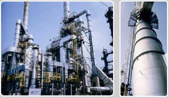 AIR PRE-HEATER SYSTEM ALIAGA OIL REFINERY IZMIR / TURKEY