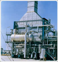 COMBINED CYCLE POWER PLANT ALIAGA POWER PLANT IZMIR / TURKEY