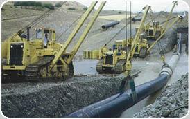 NATURAL GAS PIPELINE ERZURUM – IMRANLI (SIVAS) TURKEY