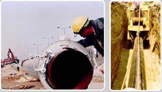 NATURAL GAS DISTRIBUTION NETWORK BURSA CITY BURSA / TURKEY