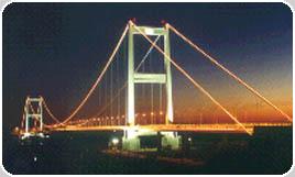 BRIDGE & APPROACH ROADS PROJECT IRTISH-RIVER BRIDGE SEMIPALATINSK / KAZAKHSTAN