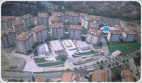 HOUSING ALKENT SATELLITE TOWN – ETILER ISTANBUL / TURKEY