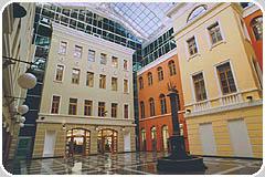 BUSINESS CENTER NEVSKY 25 BUSINESS CENTER ST. PETERSBURG / RUSSIA