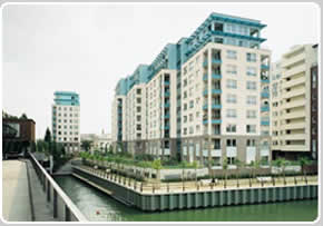 HOUSING DOVESTRASSE RESIDENCE & HOUSING COMPOUND BERLIN / GERMANY