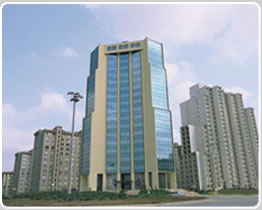 HOUSING ATASEHIR SATELLITE TOWN ISTANBUL / TURKEY