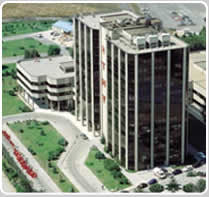 OFFICE BUILDING TURKISH AIRLINES HEADQUARTERS – YESILKOY ISTANBUL / TURKEY