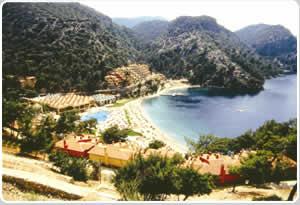 HOTEL HILLSIDE BEACH CLUB FETHIYE / TURKEY