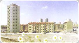 HOUSING HALKALI HOUSING COMPOUND ISTANBUL / TURKEY