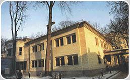 BUILDING IRANIAN EMBASSY BUILDING MOSCOW / IRAN