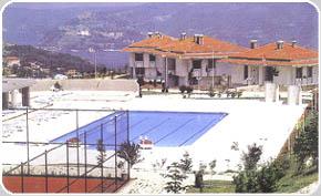 HOUSING ALSIT VILLAS ISTANBUL / TURKEY