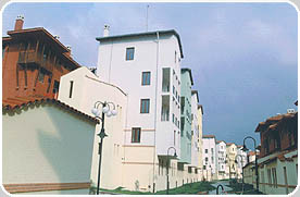 HOUSING ERYAMAN HOUSING COMPOUND ANKARA / TURKEY