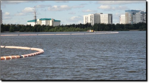 WATER & WASTEWATER TREATMENT TALDYKOL SEWER POND LIQUIDATION PROJECT SLUDGE REMOVAL TALDYKOL/ KAZAKHSTAN (UNDER CONSTRUCTION)