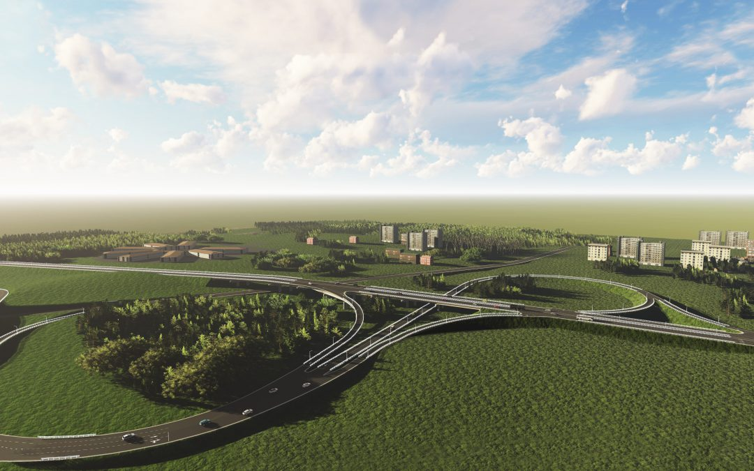 DESIGN AND EXECUTION OF LOT 1 AND LOT 2SOUTH RING MOTORWAY BUCHAREST