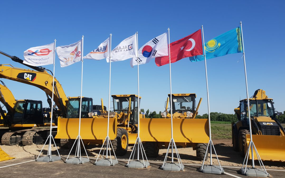 "CONSTRUCTION & OPERATION OF BAKAD ""BIG ALMATY RING ROAD"""